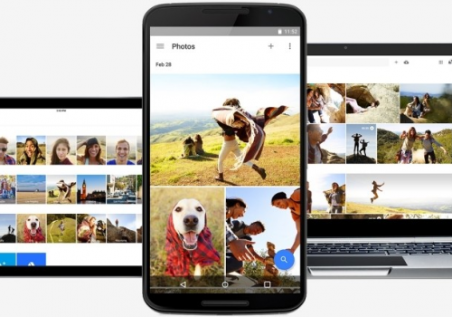 New Google Photos for Android reduces data consumption
