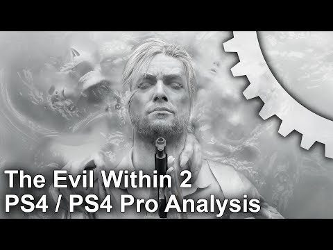 The Evil Within 2 runs great on PS4, but there's no PS4 Pro support