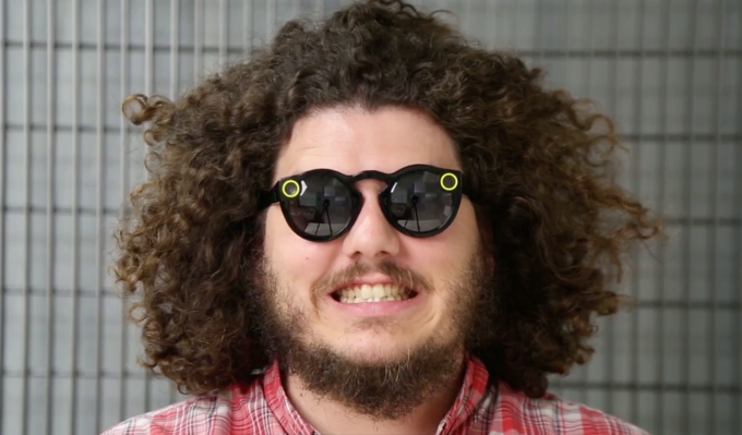 """Snap has sold """"over 150k"""" pairs of Spectacles since launch"""