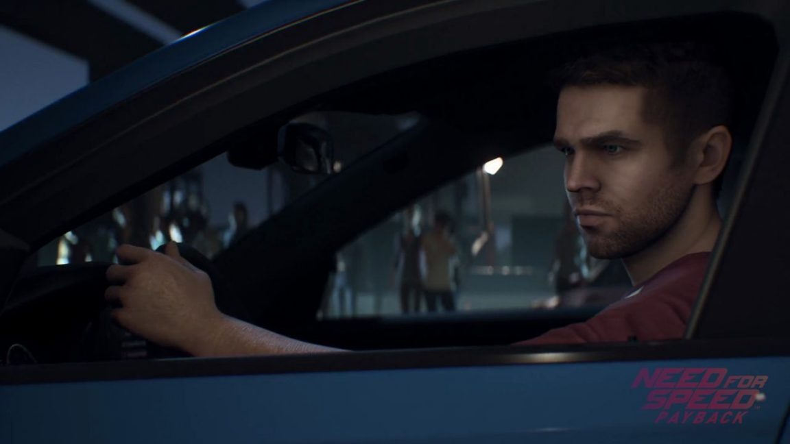 "Need for Speed: Payback's story-focused trailer tells a tale of ""betrayal and revenge"""