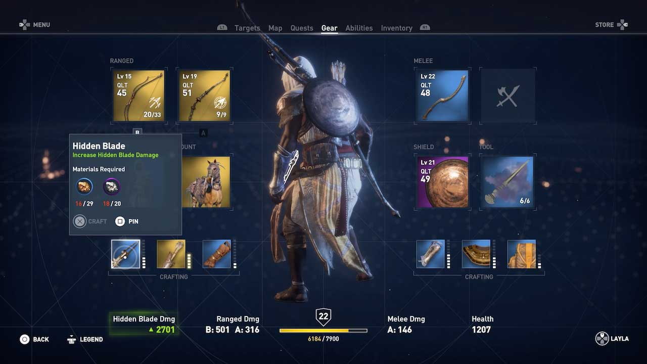 assassins_creed_origins_best_weapons_equipment_upgrade_crafting_materials_guide_3