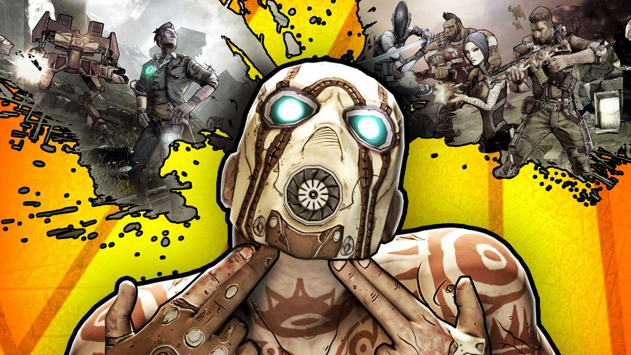 The Endless Humble RPG Lands Bundle collects the Borderlands trilogy and other huge time-sink games