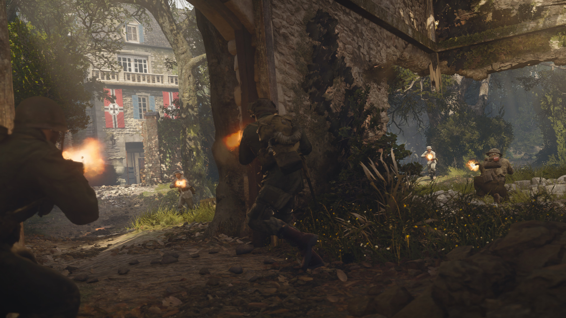 """The launch version of Call of Duty: WW2 on PC will have a """"suite of anti-cheat/hacking"""" tech"""