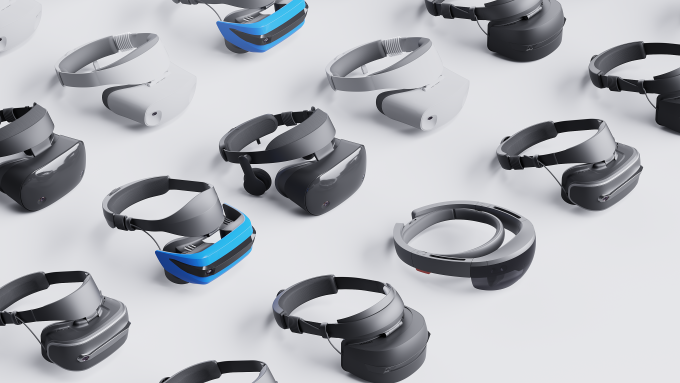 Microsoft's Mixed Reality platform is now open to SteamVR developers