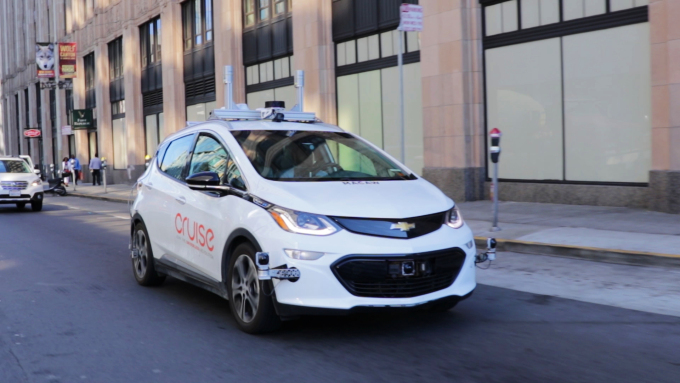 GM's Cruise explains why self-driving tests in dense cities gives it an edge