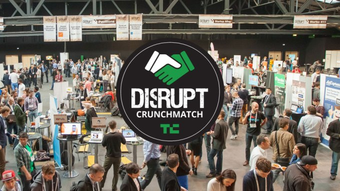 CrunchMatch takes the guesswork out of founder-investor networking at Disrupt Berlin