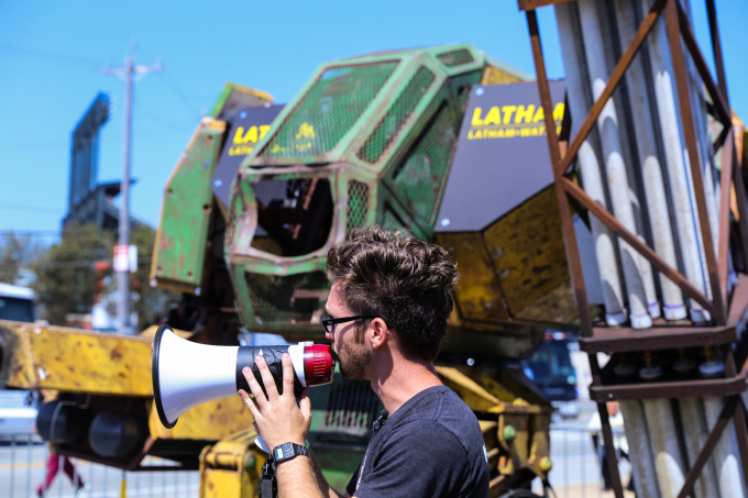 MegaBots and Suidobashi Heavy Industry's giant robots are finally fighting next week