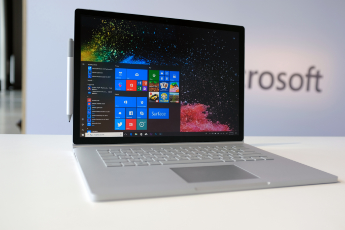 Microsoft Surface Book 2 is a well-rounded portable powerhouse