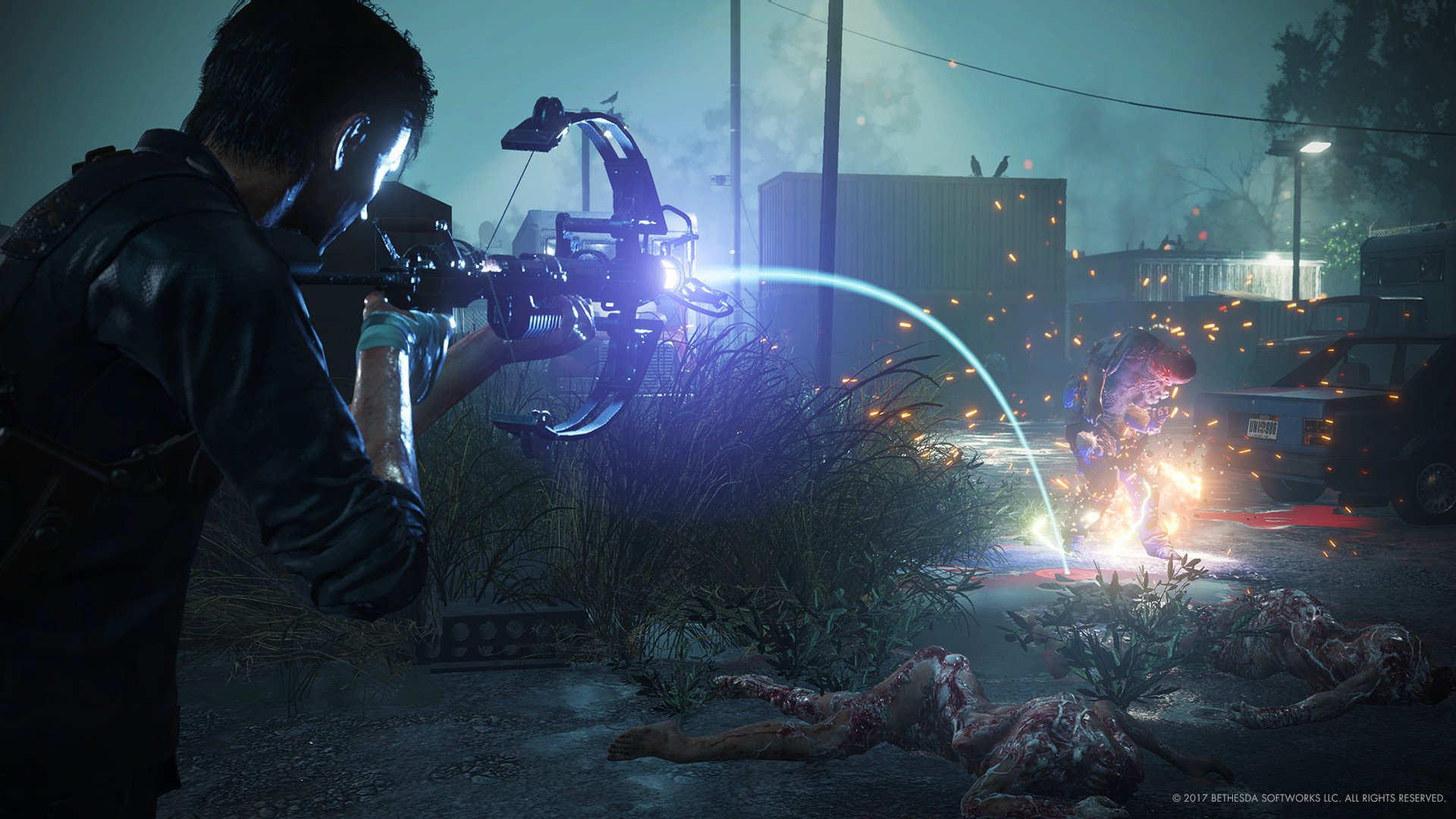 The Evil Within 2 – here's what all difficulty settings do, and how to unlock the unforgiving Classic option