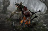 For Honor's Halloween-themed event Feast of the Otherworld is live across all platforms
