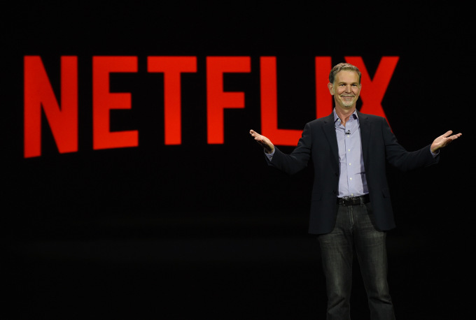 Netflix crushes its own expectations for subscription growth again