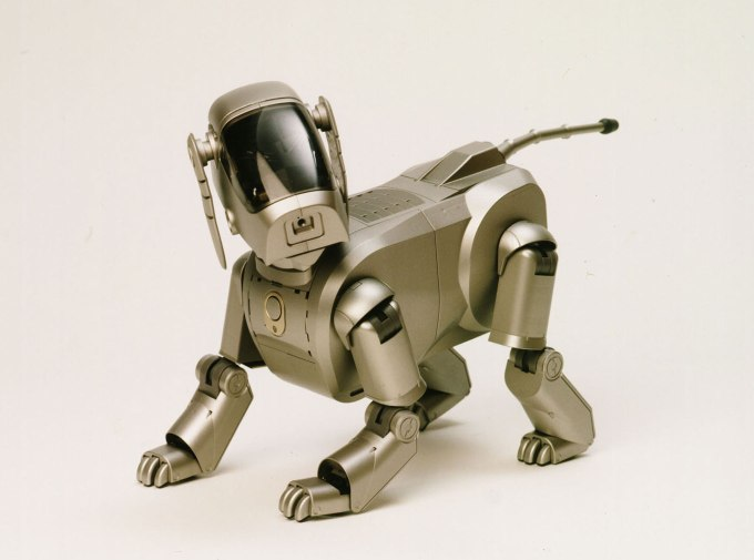 Sony Aibo is reportedly returning with Amazon Echo-like features