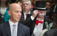 Chatting Equifax with Mr. Monopoly, the anti-corporate greed hero we didn't know we needed ??