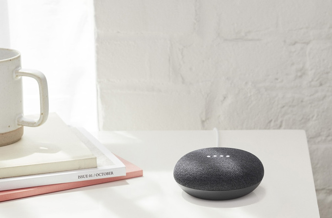 Citing 'a few' malfunctions, Google nukes touch function from Home Mini