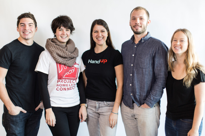 HandUp, the startup that helps homeless people, has been acquired