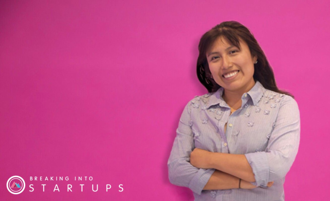 How the Deferred Action for Childhood Arrivals brought Rocio Lopez into the startup world
