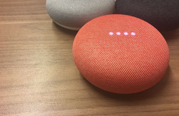 First impressions of the $49 Google Home Mini