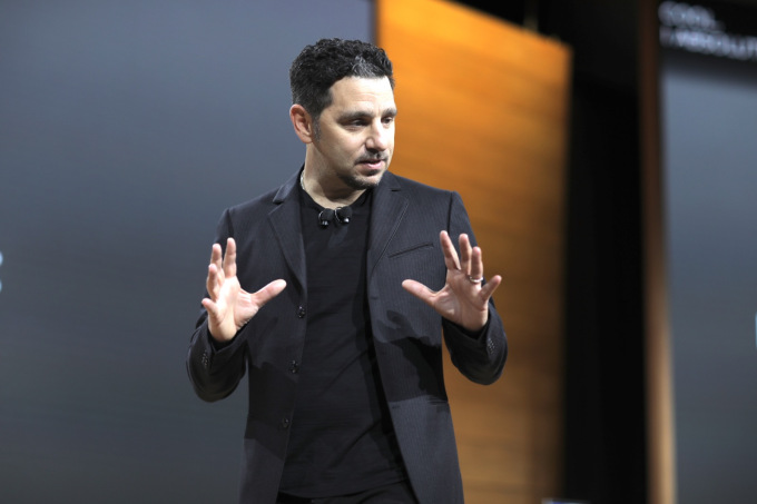 Microsoft's Panos Panay discusses the past and future of Surface