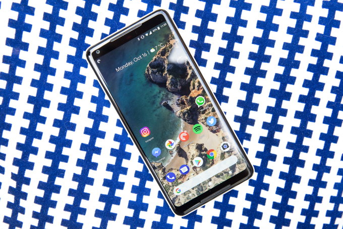 Two sizes really do fit all with Google's Pixel 2 and Pixel 2 XL