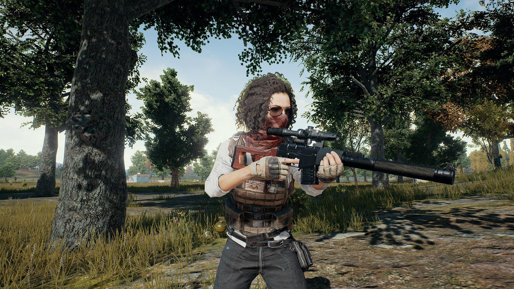 PlayerUnknown's Battlegrounds is close to hitting 2 million concurrent players on Steam