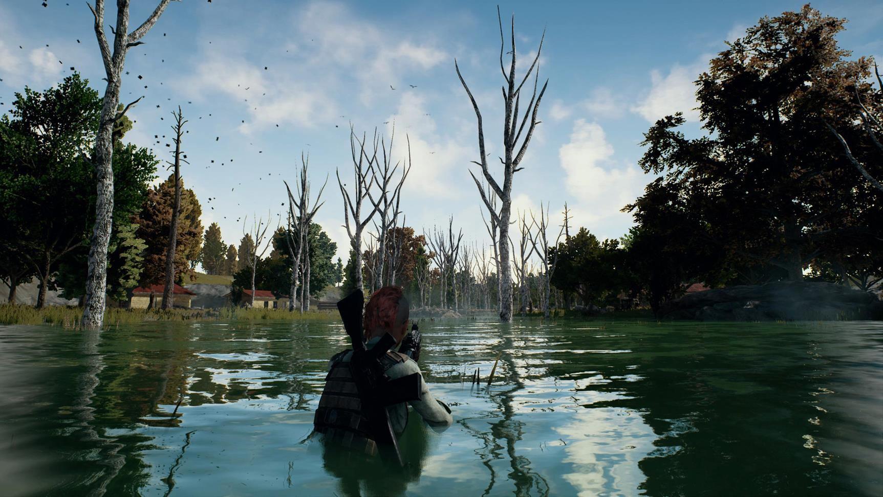 This week's PlayerUnknown's Battlegrounds patch decreases item spawn level on starting island, more