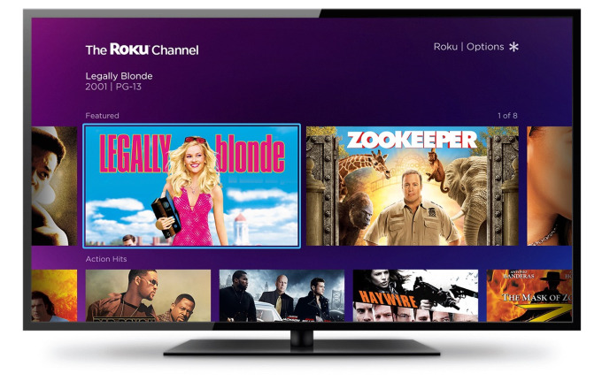 Roku's new channel with free movies and TV goes live for all