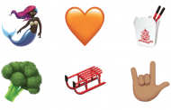 Take a look at 29 of the new emoji Apple is about to put on your iPhone