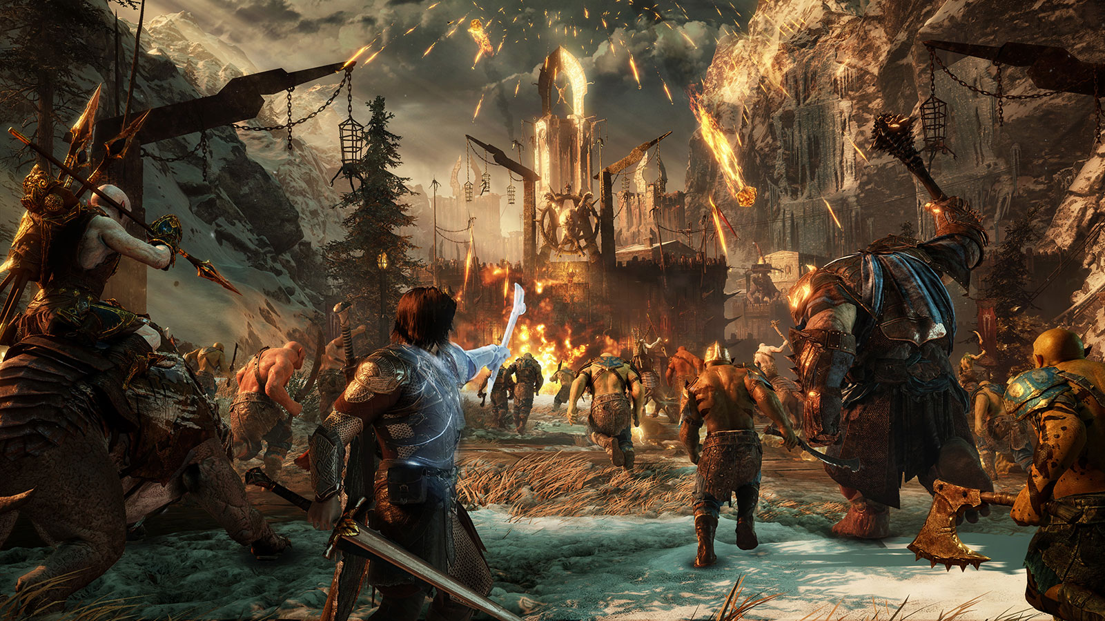 Middle Earth: Shadow of War builds smartly on its predecessor, but is still left wanting in areas