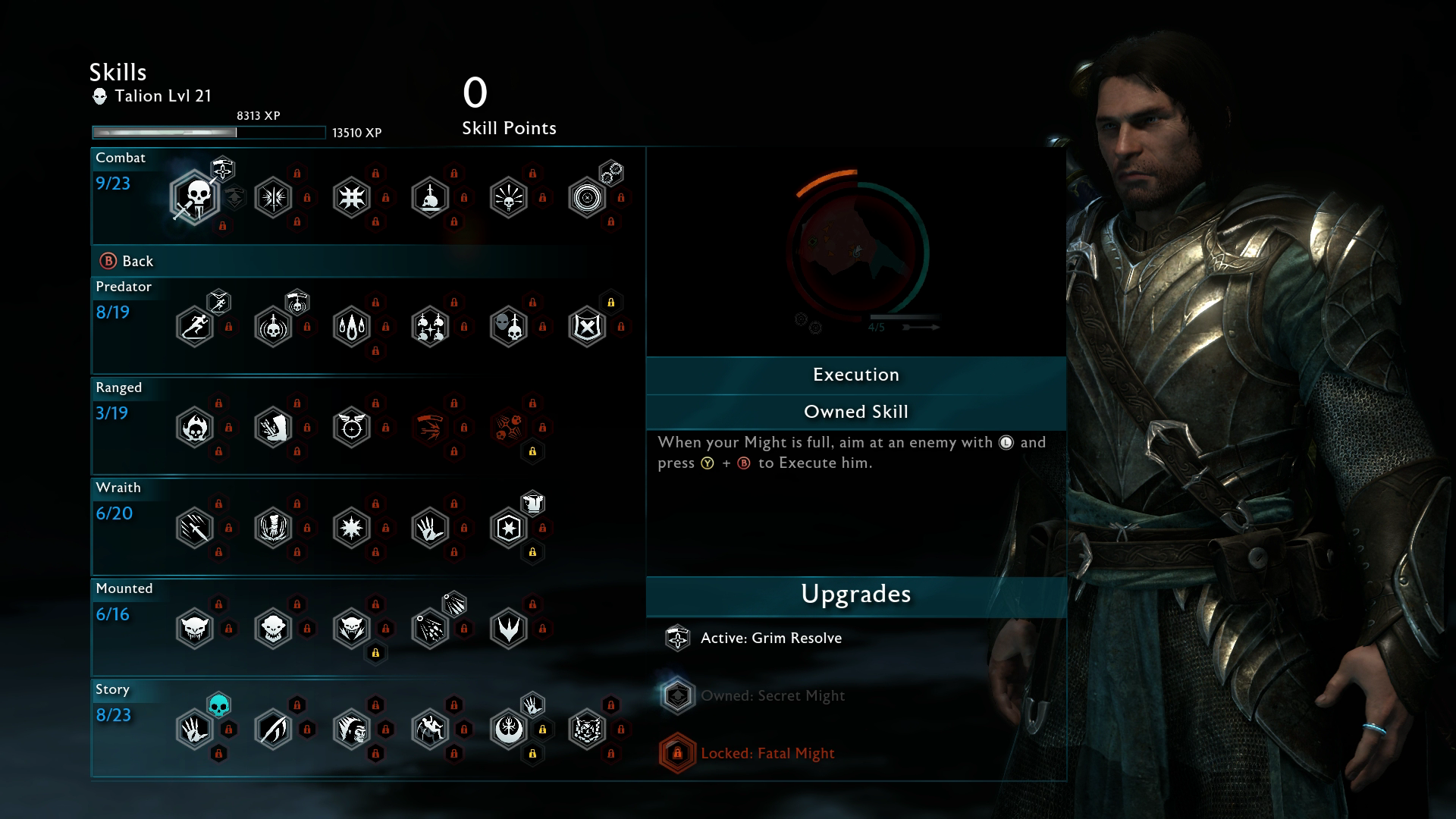 Middle-earth: Shadow of War Combat Skill Tree Guide – every skill, plus tips on which ones are best