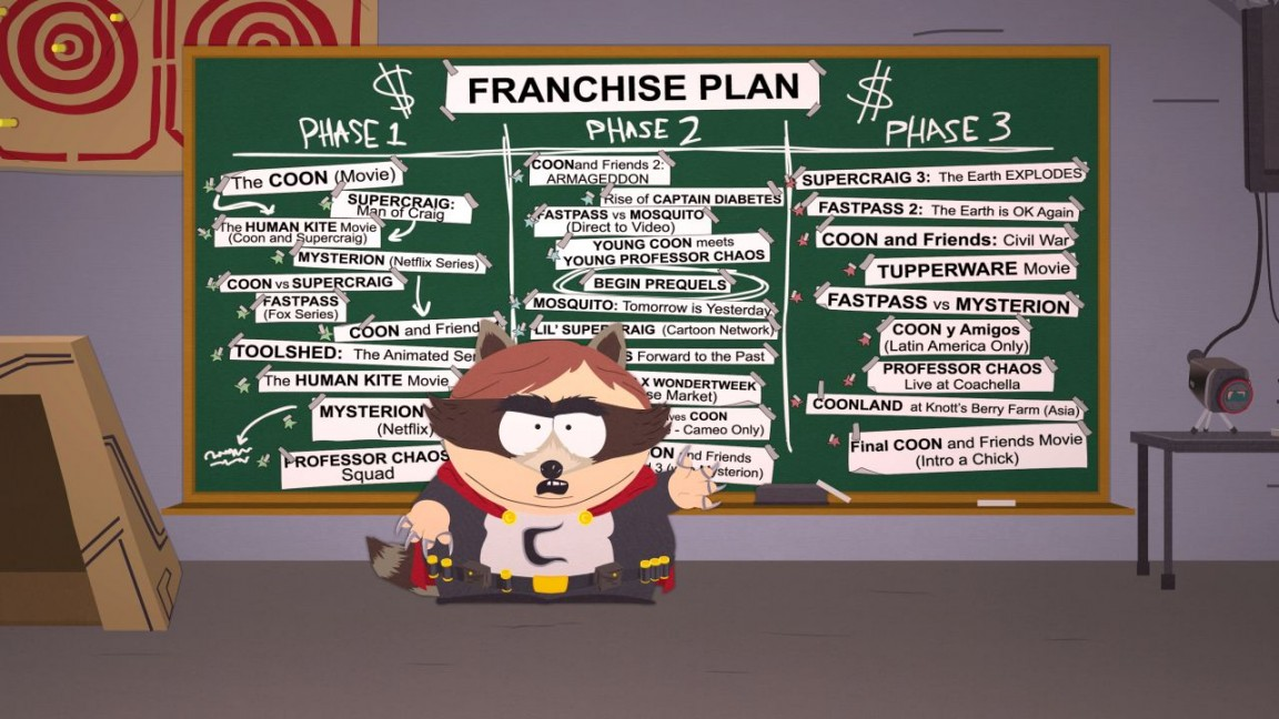 South Park: The Fractured But Whole review round-up – all the scores