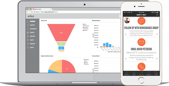 Spiro raises $3M to build CRM tools for businesses that don't like CRM