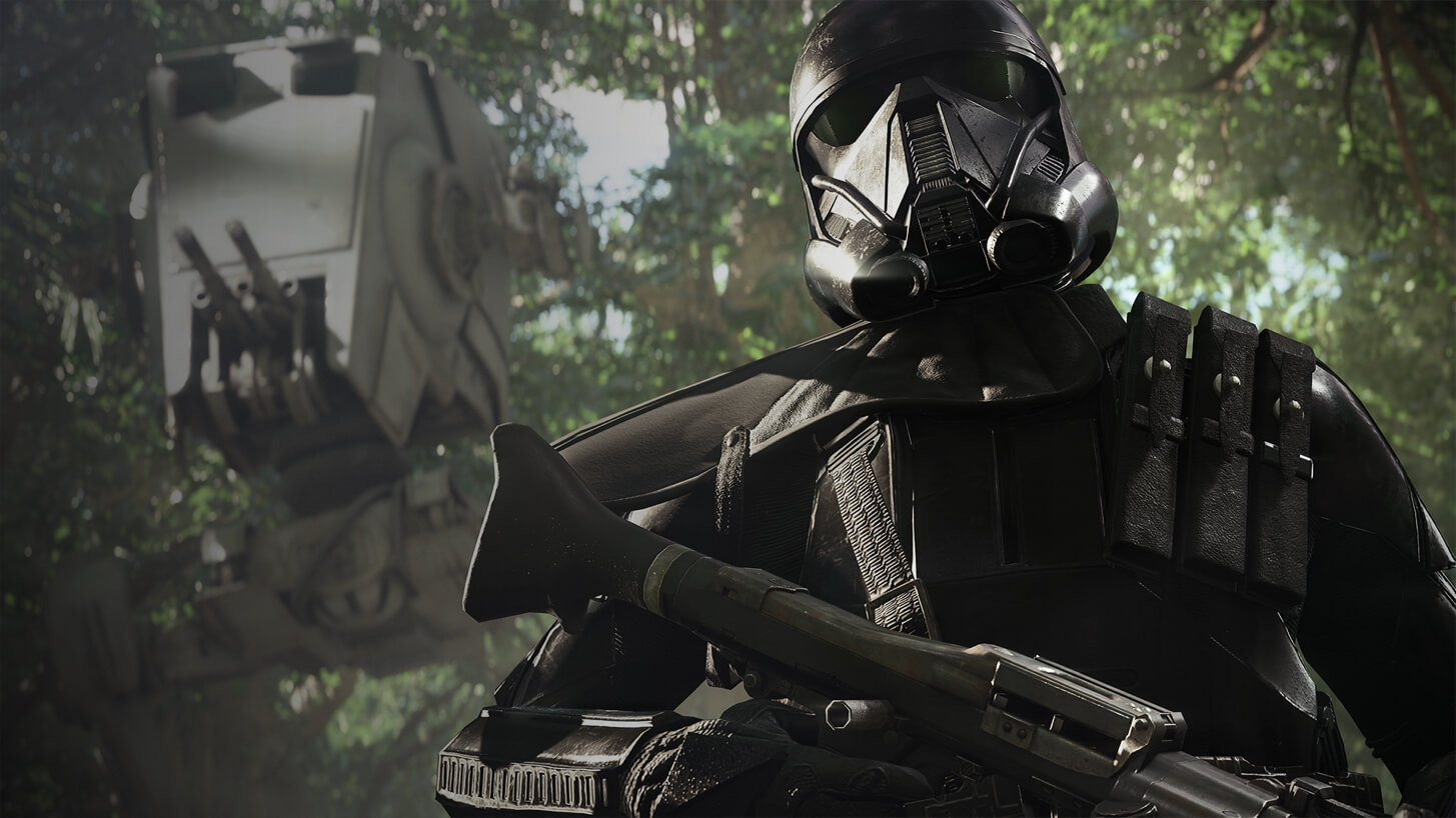 Star Wars: Battlefront 2 open beta is now live, download size revealed