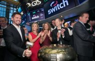 Switch finishes up 22% in data center IPO