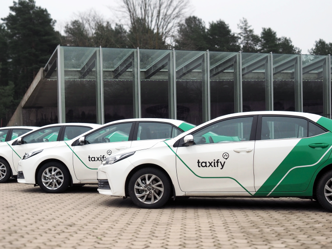 Taxify is now live in Paris to compete with Uber, Chauffeur-Privé and all the others