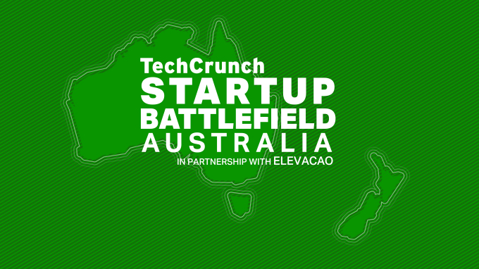 Chan, Gupta and Rascoff join the stage at our Startup Battlefield Australia