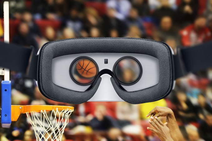 Here's the list of NBA games that will be streamed in VR this season