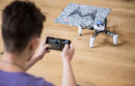 The AR-powered fighting MekaMon robot goes on sale at Apple Stores