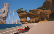 Rime guide and walkthrough: the beach, the beacons and the fox