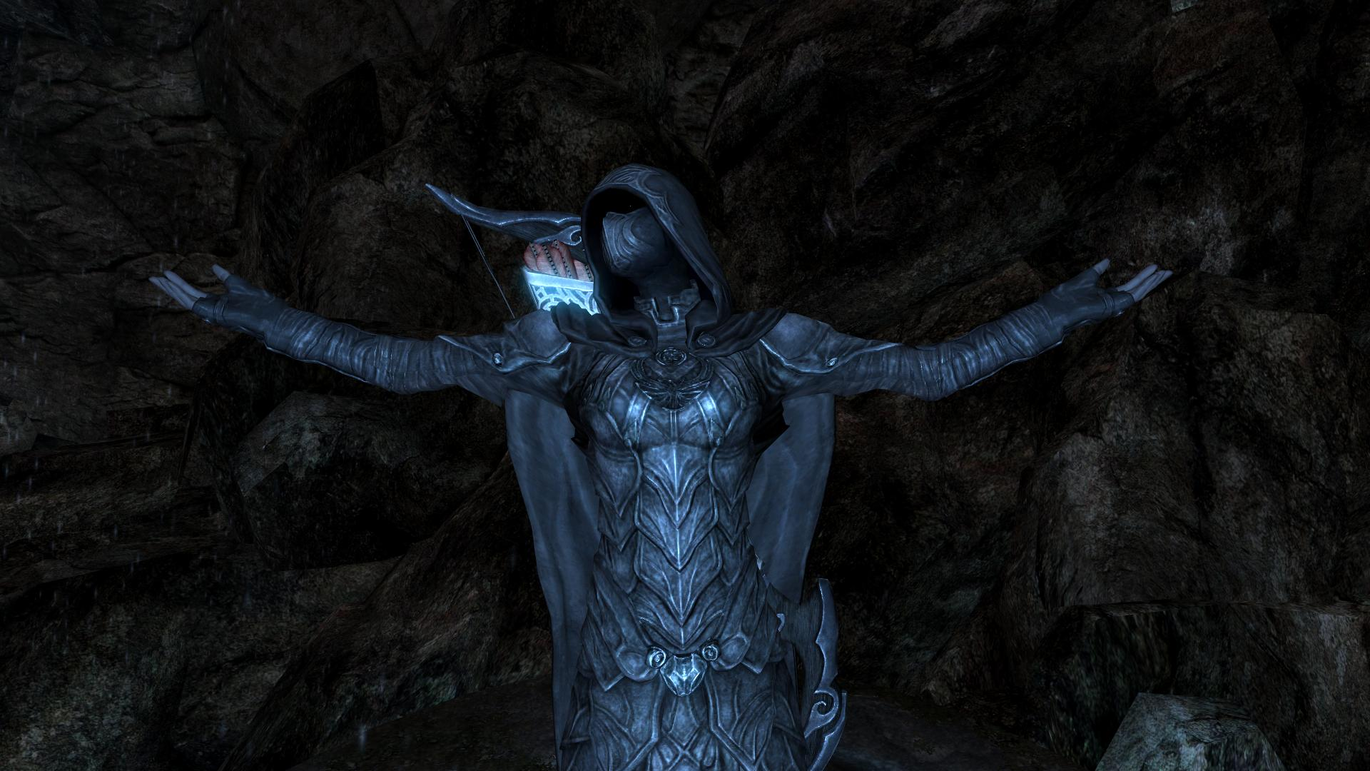 skyrim nightingale armour