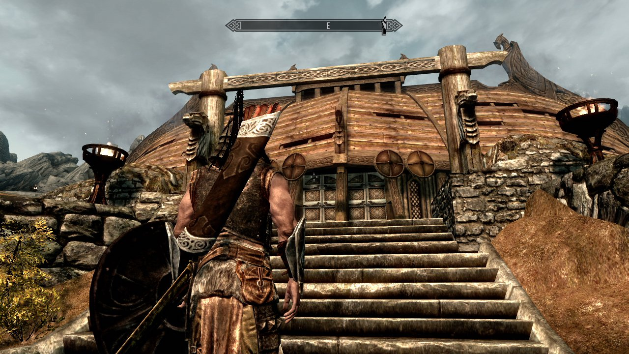 Skyrim: How to join the Companions Fighters Guild (and become a werewolf)