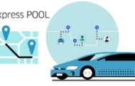 "Uber ""Express Pool"" offers the cheapest fare if you'll walk a little"