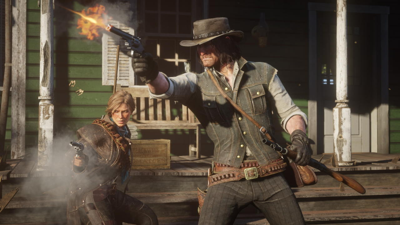 Cheat Codes For Red Dead 2: How To Find And Activate Them