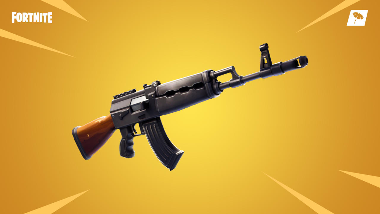 Fortnite's Patch Notes (New 6.22 Update): NFL Skins, Heavy AR, Team Terror LTM, And More