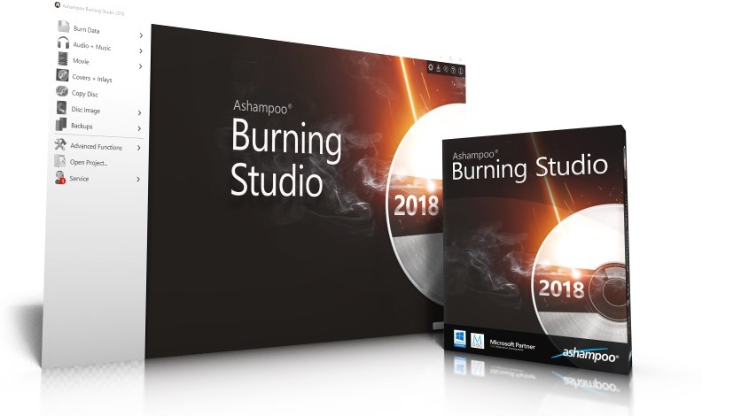 TechRadar's downloads advent calendar: get Ashampoo Burning Studio 2018 free