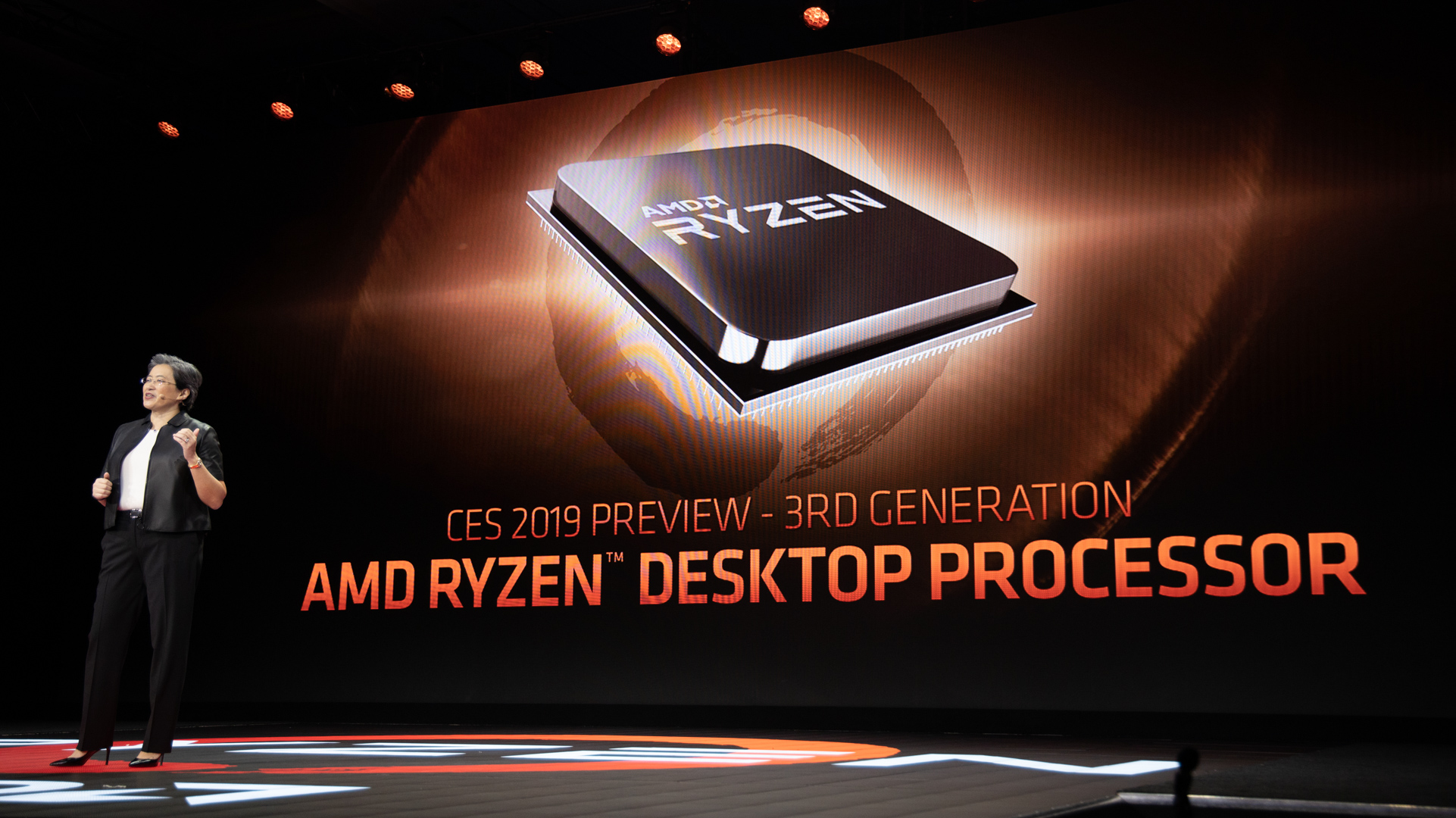 Hybrid processors at CES 2019 are the future of computing