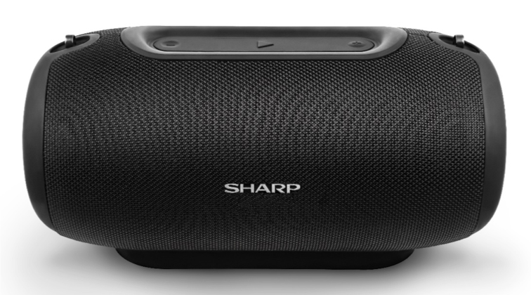 Sharp's new Bluetooth speakers come in striking bright colours
