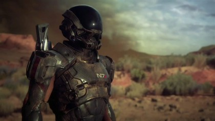 BioWare is 'definitely not done with Mass Effect'