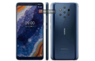 Nokia 9 renders suggest no notch, bigger battery