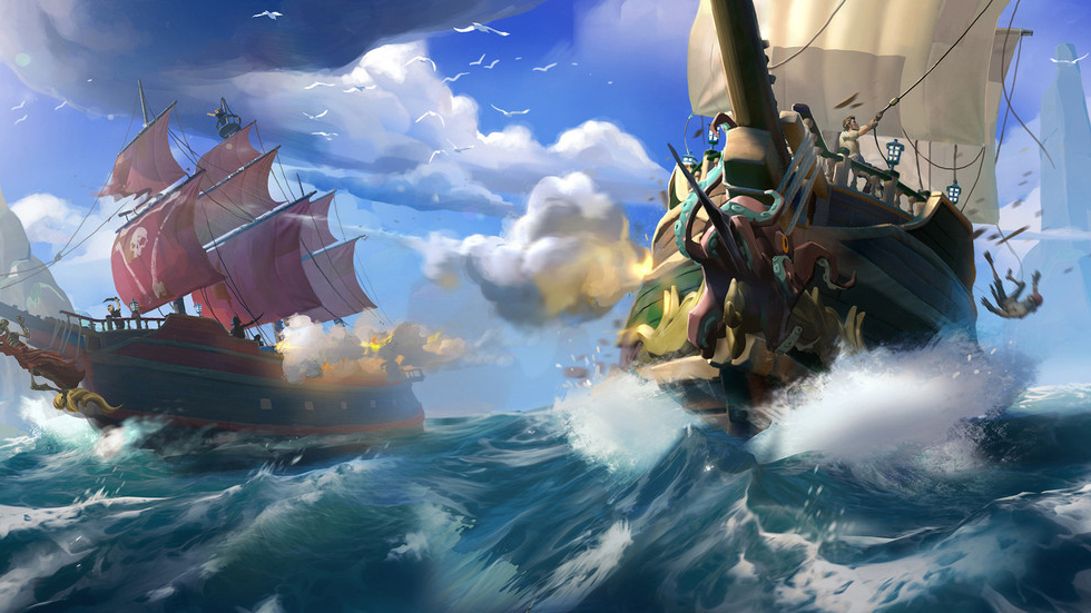 Sea of Thieves update news, DLC, patch notes and more