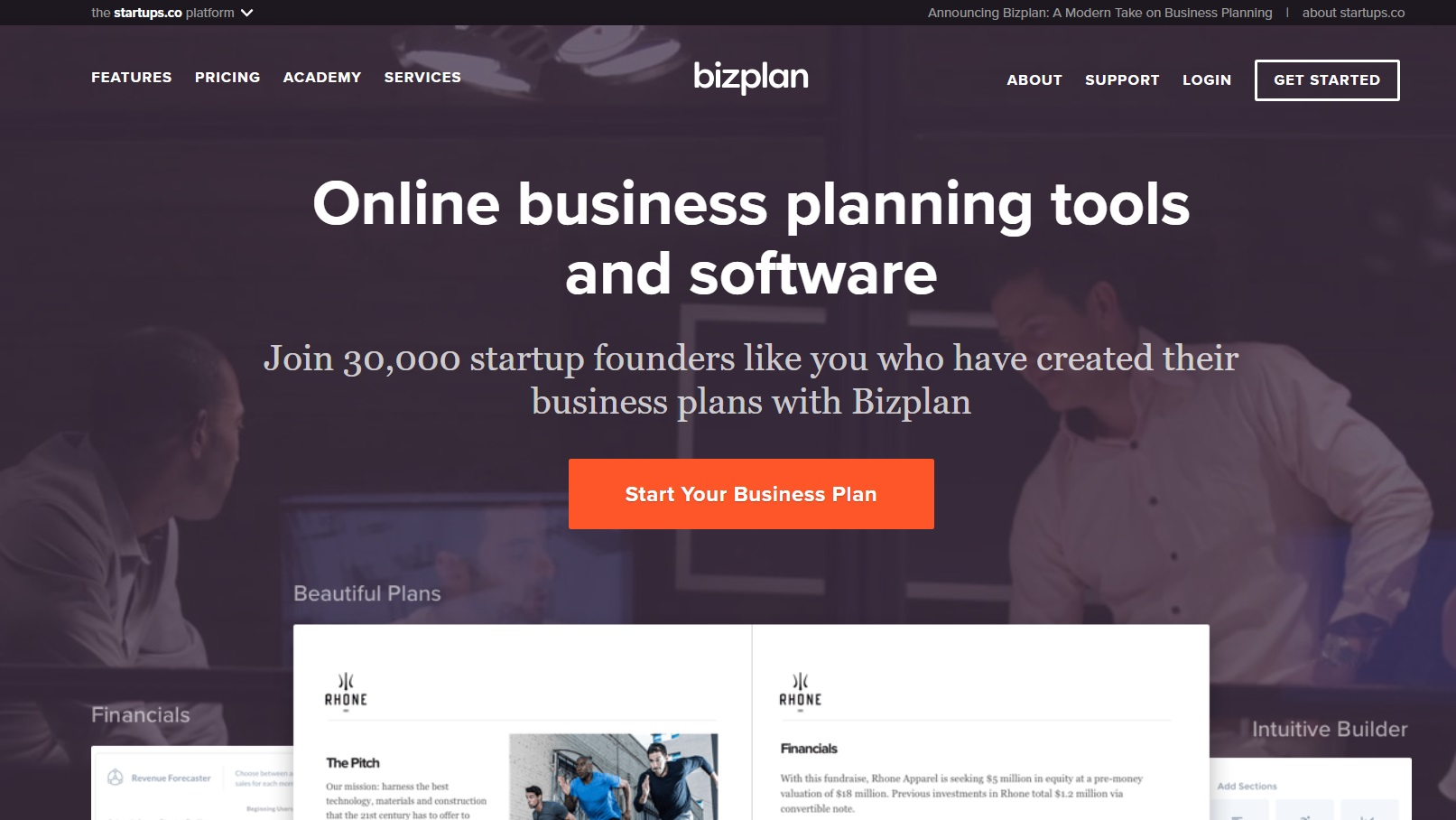 Best business plan software of 2019